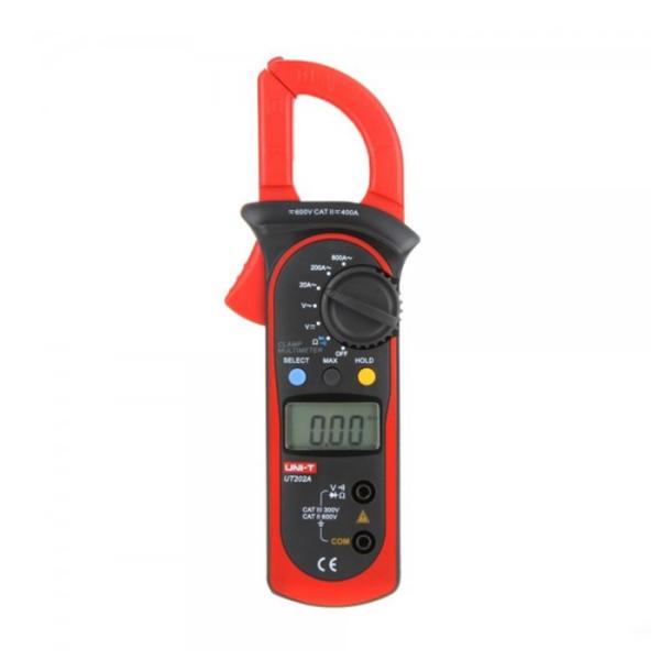 Pinza Voltiamperimetrica 600 Amp