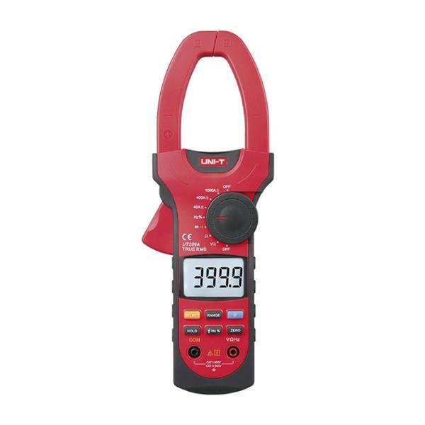 Pinza Digital voltiamperimetrica UT208A