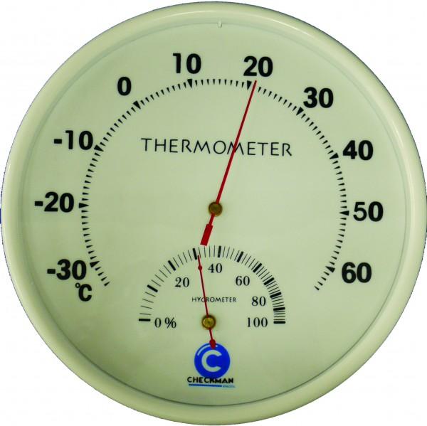 Termohigrometro Análogo -30 A 60 Grados 0 Revisión(es)