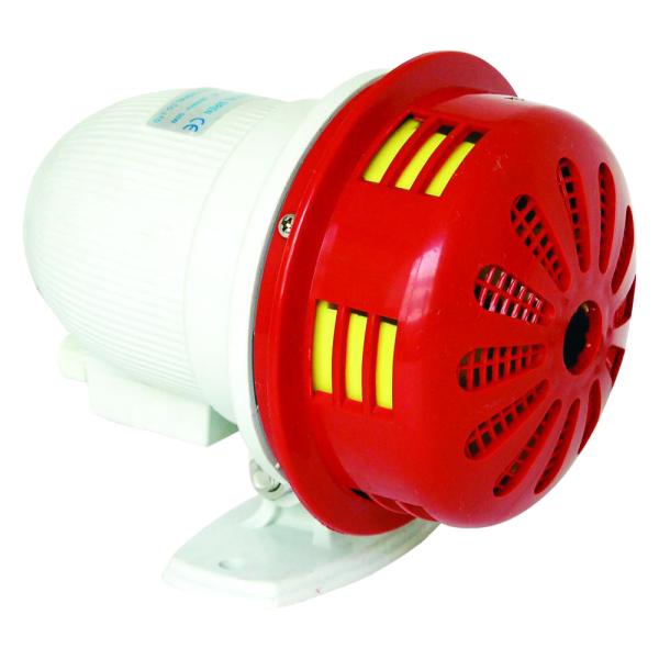 Sirena Industrial De Motor 110 Vac 116 dB