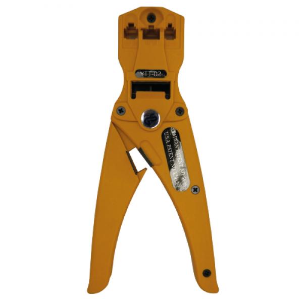 Ponchadora Manual P/plug Telefonico Y De Red 8p/6p/4p
