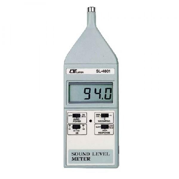 Decibelímetro 35-130 dB