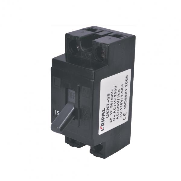 Interruptor de sobreponer 2 polos (Por 2 Und)