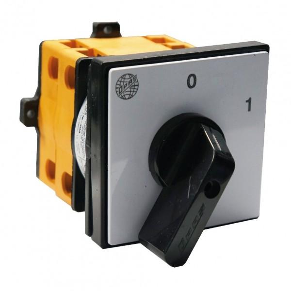 Interruptores abiertos para tablero 3 Polos
