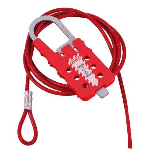 Bloqueo de cable